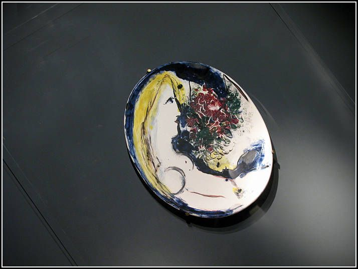 Marc Chagall et la ceramique - Musee Picasso (Vallauris ...
