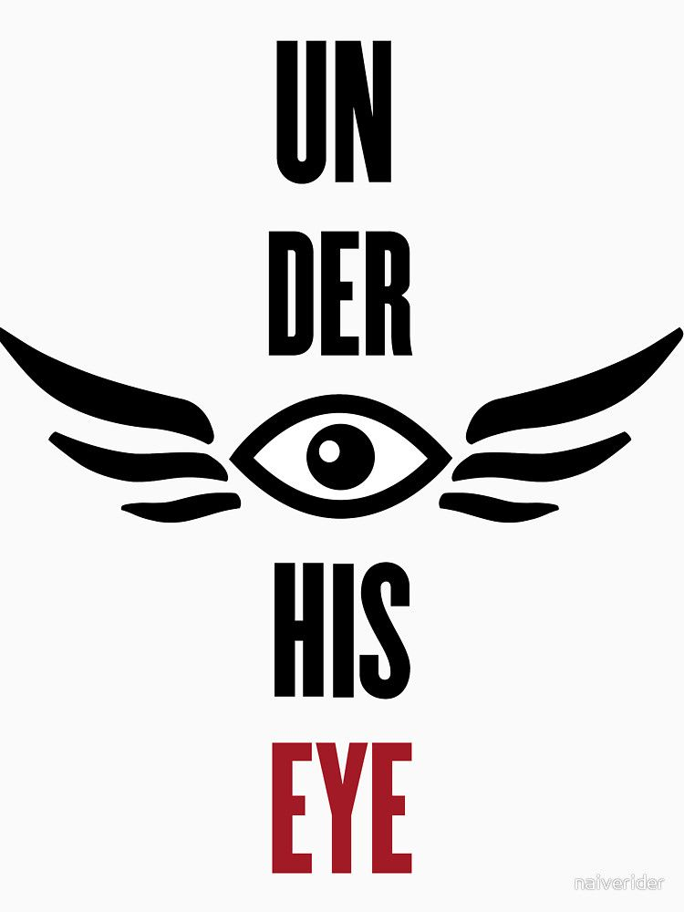 The Handmaids Tale Under His Eye Long T Shirt By Naiverider