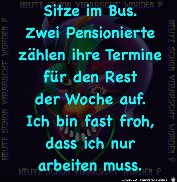 Sitzen 2 Rentner Im Bus Life Is Hard Humor Travel Inspired