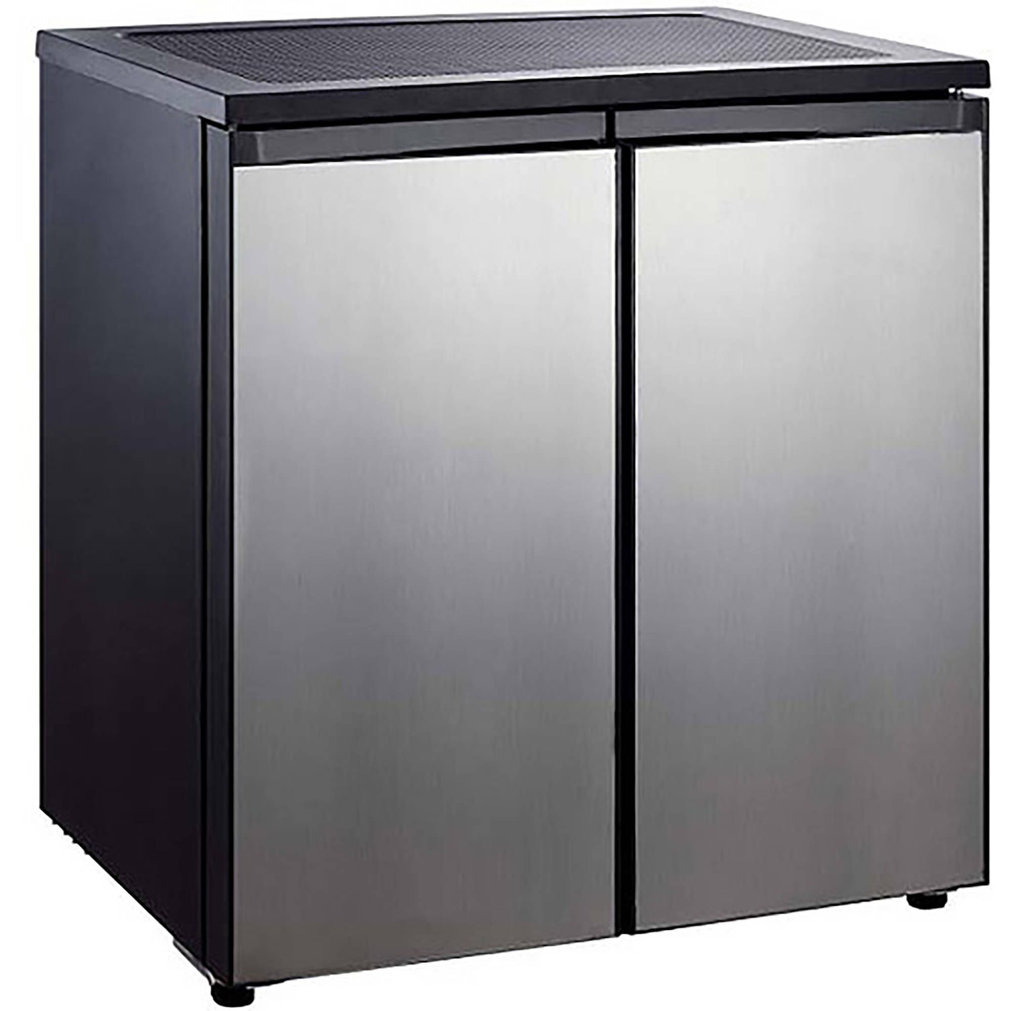 Igloo 5 5 Cu Ft Side By Side 2 Door Refrigerator Freezer