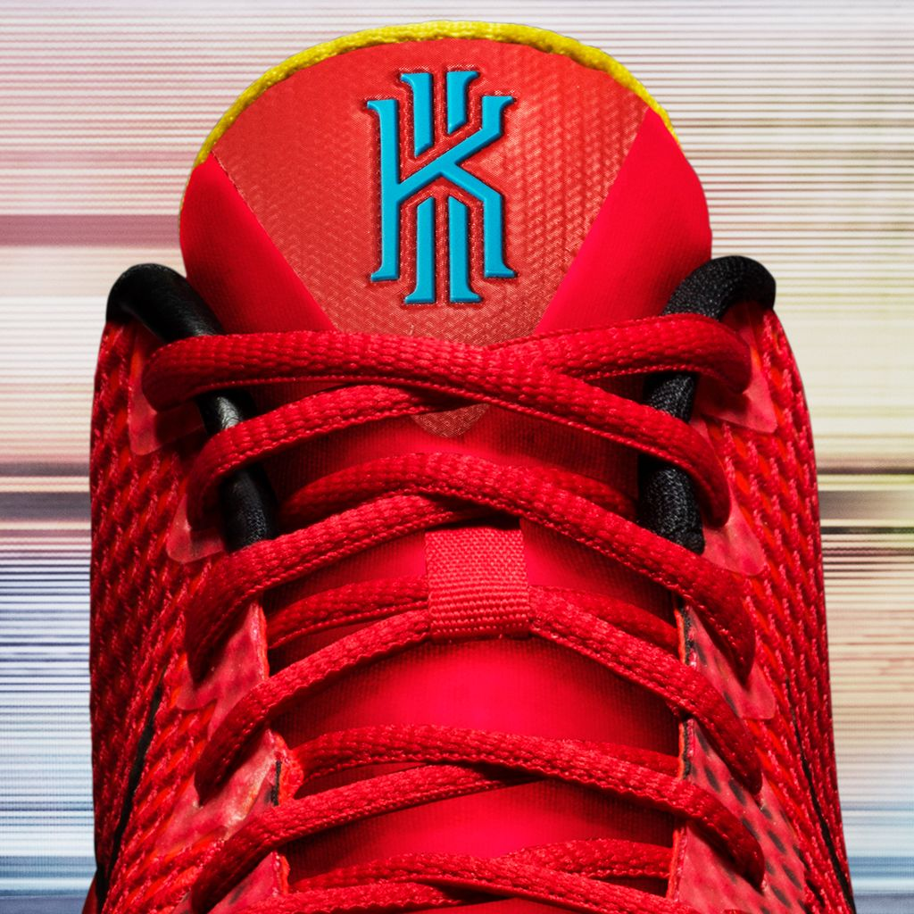 b03305fc5f3c Kyrie Irving became the 20th basketball player to get his own Nike  signature shoe. Get the Nike Kyrie 1 here.