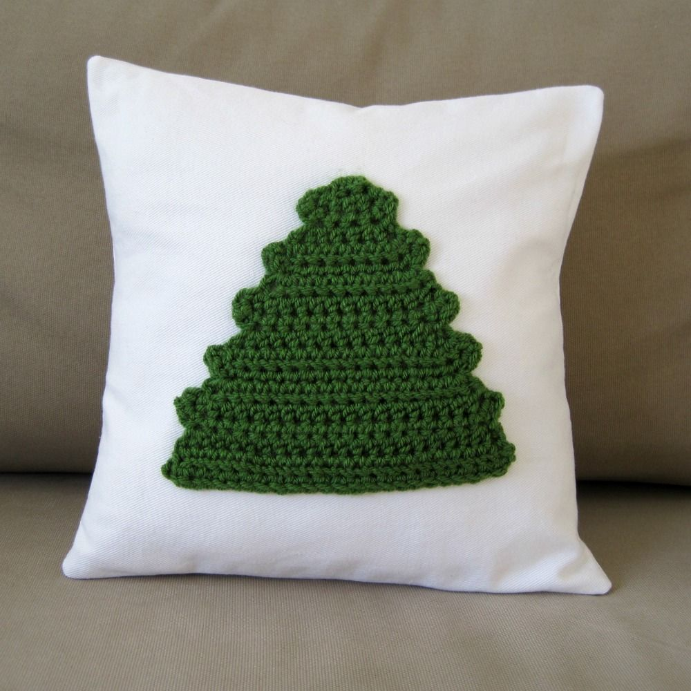Crochet christmas decor free crochet tree pillow pattern shes crochet christmas decor free crochet tree pillow pattern shes got the notion bankloansurffo Choice Image