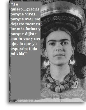 Las etiquetas más populares para esta imagen incluyen: frida kahlo, love, quotes, fridaa y frida kahlo español