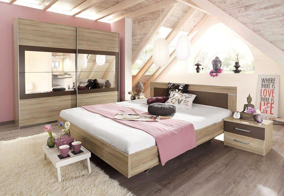 rauch SchlafzimmerSet »Venlo«, Set bestehend aus Schrank