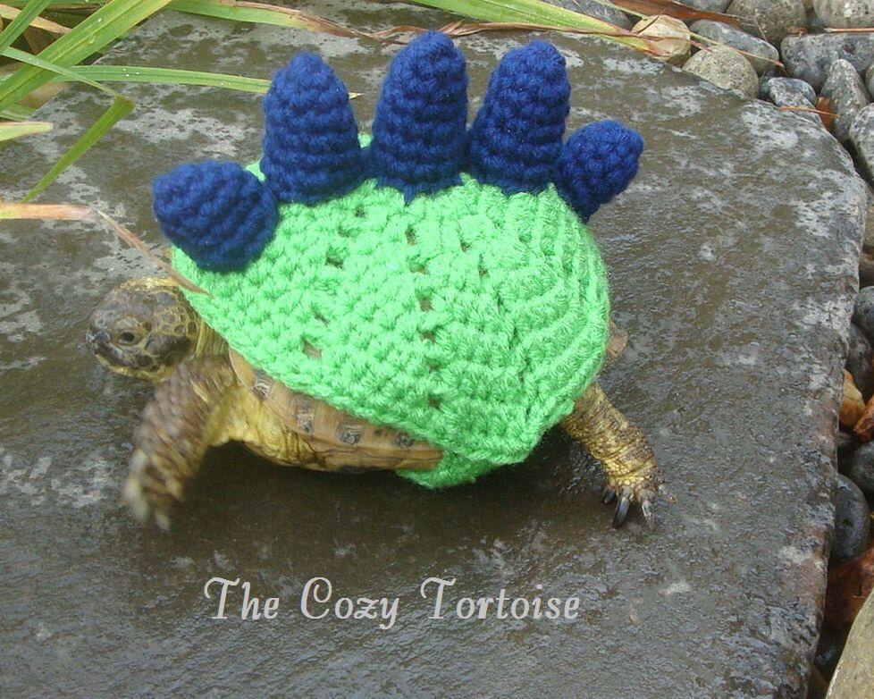 Stegosaurus Dinosaur Dino Tortoise Cozy Made To Order Turtle