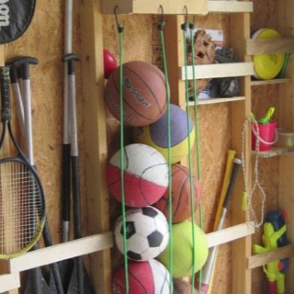 Diy Garage Storage, Garage Storage Organization