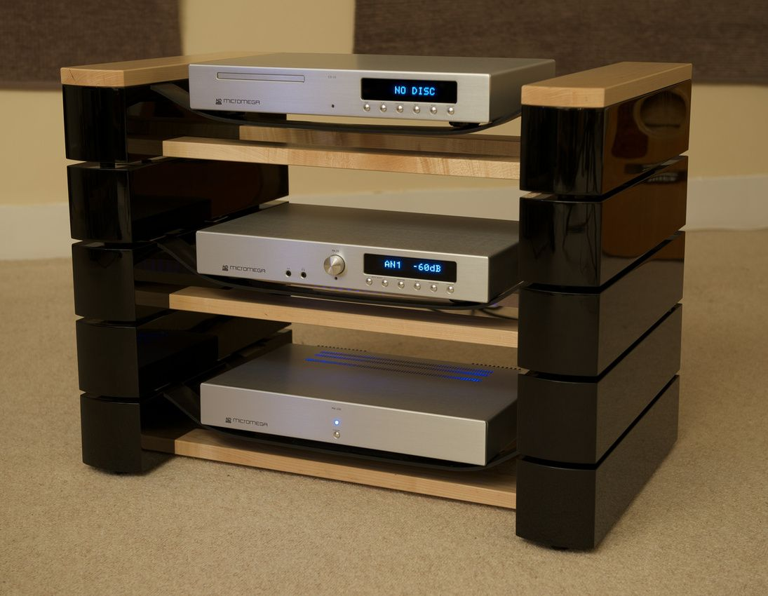 private commissions hi fi stand room acoustics and tv rack. Black Bedroom Furniture Sets. Home Design Ideas