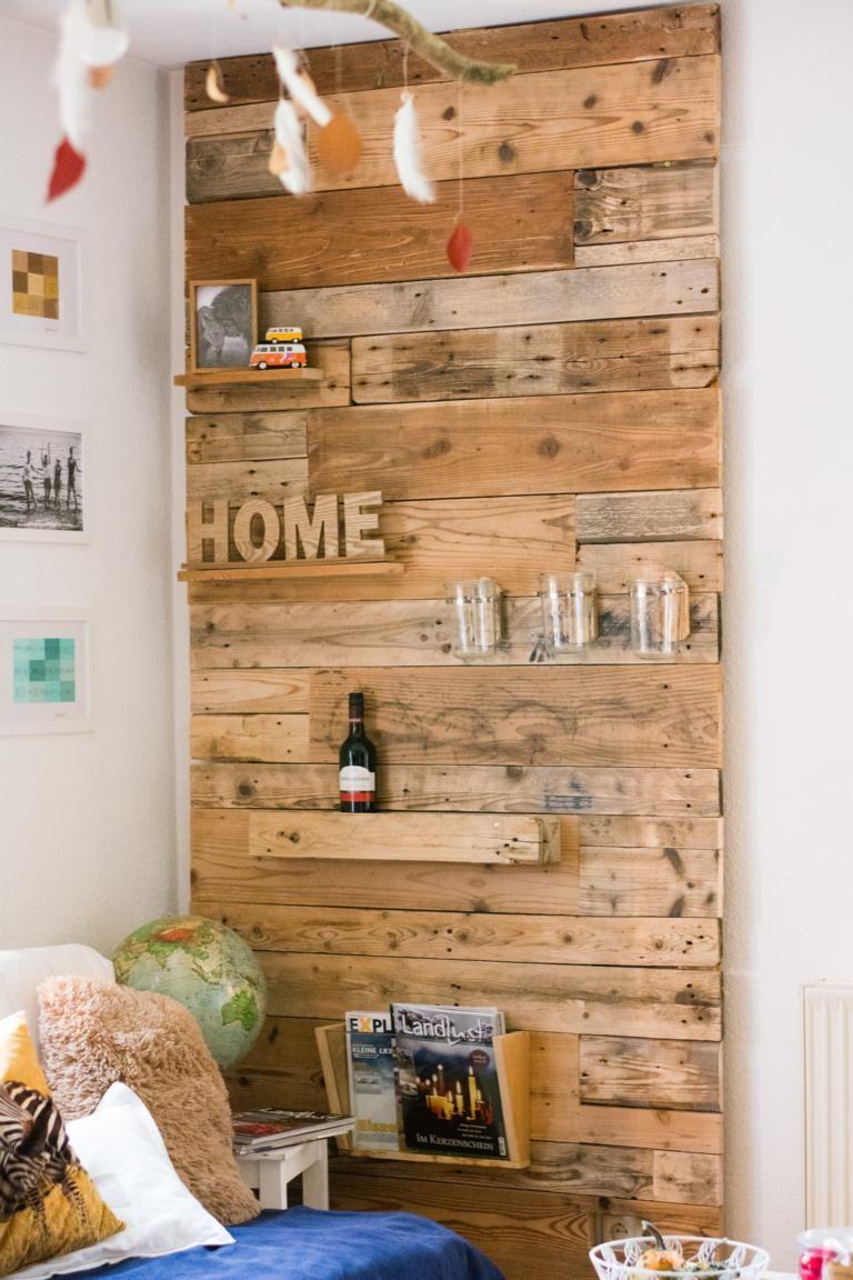 paletten deko wand – wohn-design