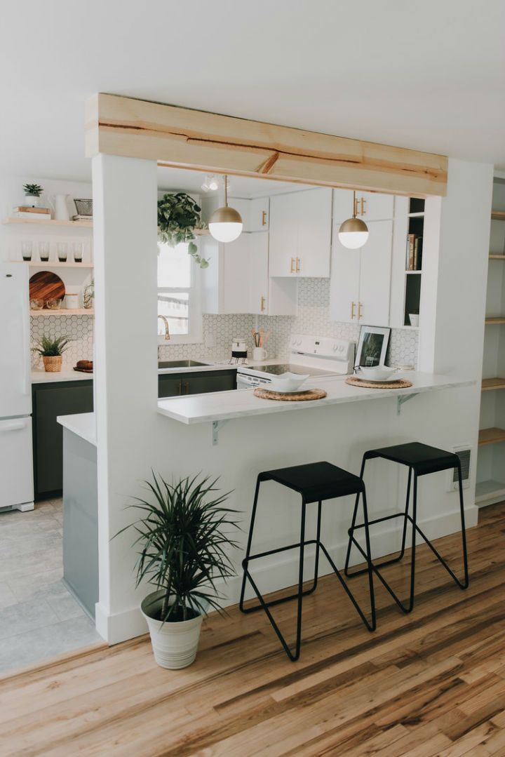 Mid-Century Ranch With Serene, Minimal Style