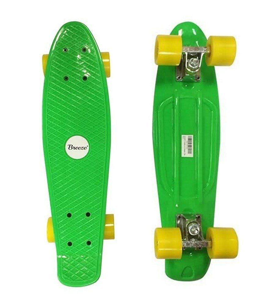"""Breeze® 22"""" Complete Skateboard for Teenagers"""