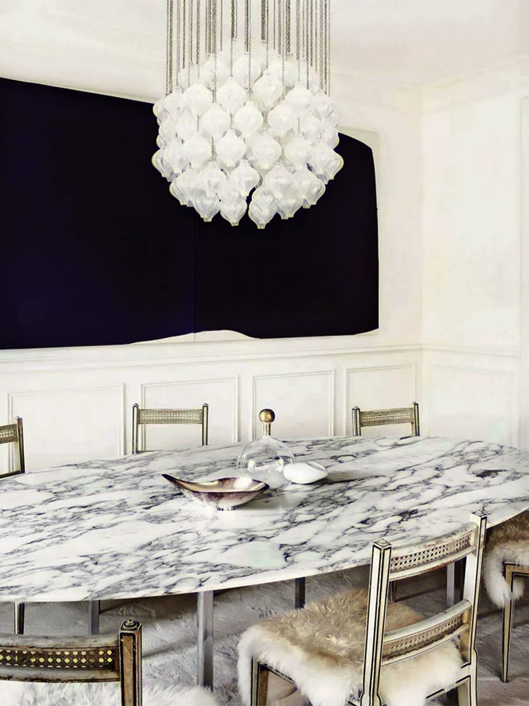 Iluminação Referências Para Decorações E Designers Arkpad Modern Dining Room Sophisticated Decor Eclectic Home