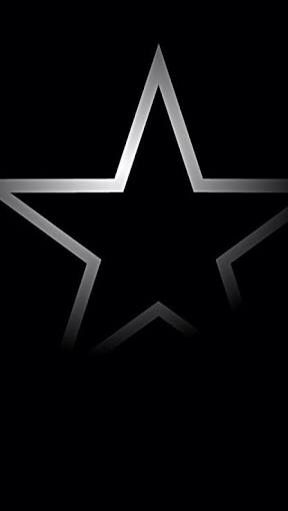 Star On Black Dallas Cowboys Wallpaper Dallas Cowboys Wallpaper Iphone Dallas Cowboys Fans