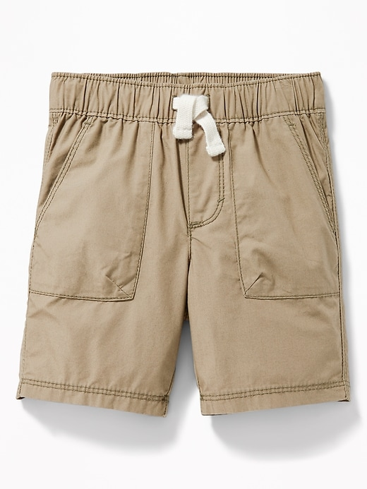 625960a11e Functional Drawstring Poplin Shorts for Toddler Boys in 2019 ...