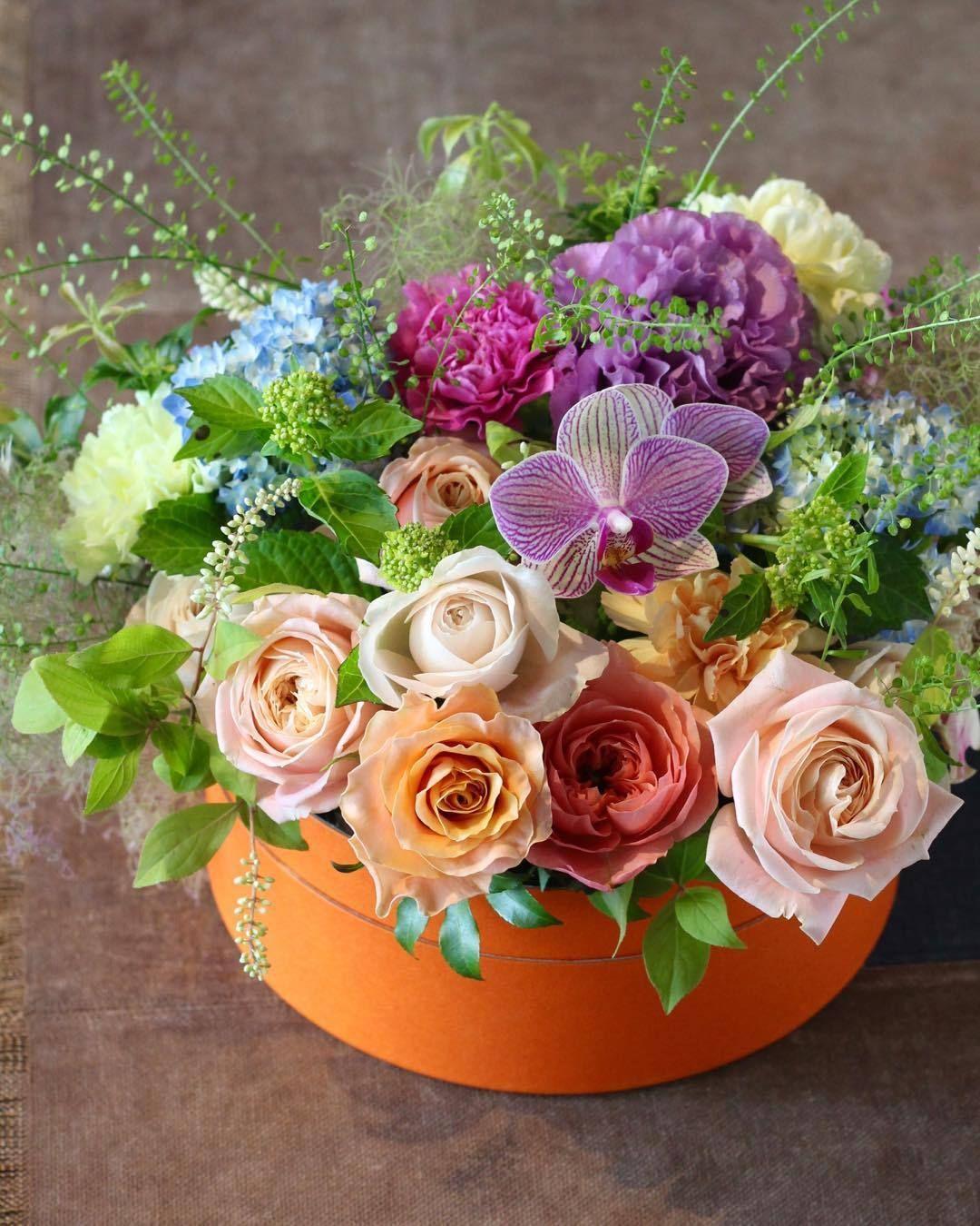 Красивые картинки цветочных композиций