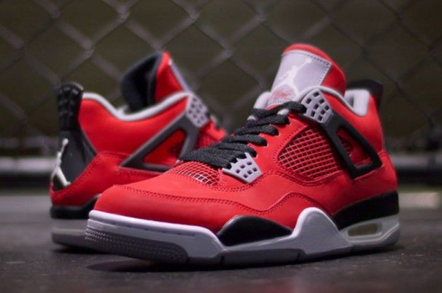 "super popular ddfa1 b4a7c Air Jordan 4 Retro ""Toro Bravo"""