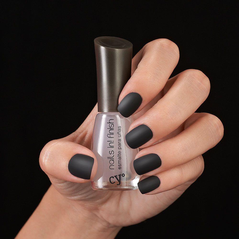 esmalte de uñas cyº nails in! finish matte. Consíguelo en www.cyzone ...