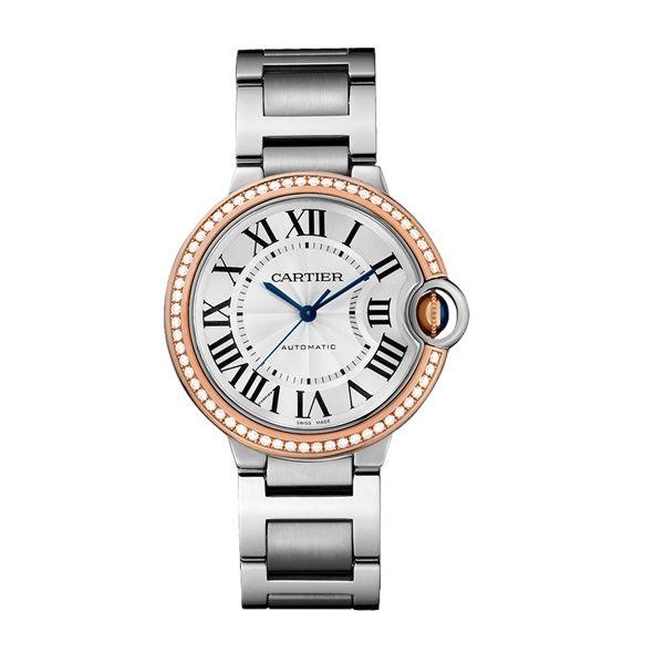 Cartier Ballon Bleu 36mm Watch Reis Nichols Jewelers