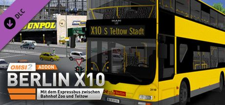 OMSI 2 Add on Berlin X10 Free Download PC Game