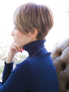 秋冬でもショートヘアにしたい という女子に向けて ほっこり 可愛い