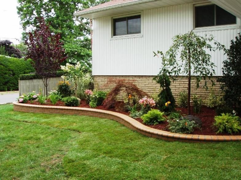 Home decoration simple ideas for front yard.