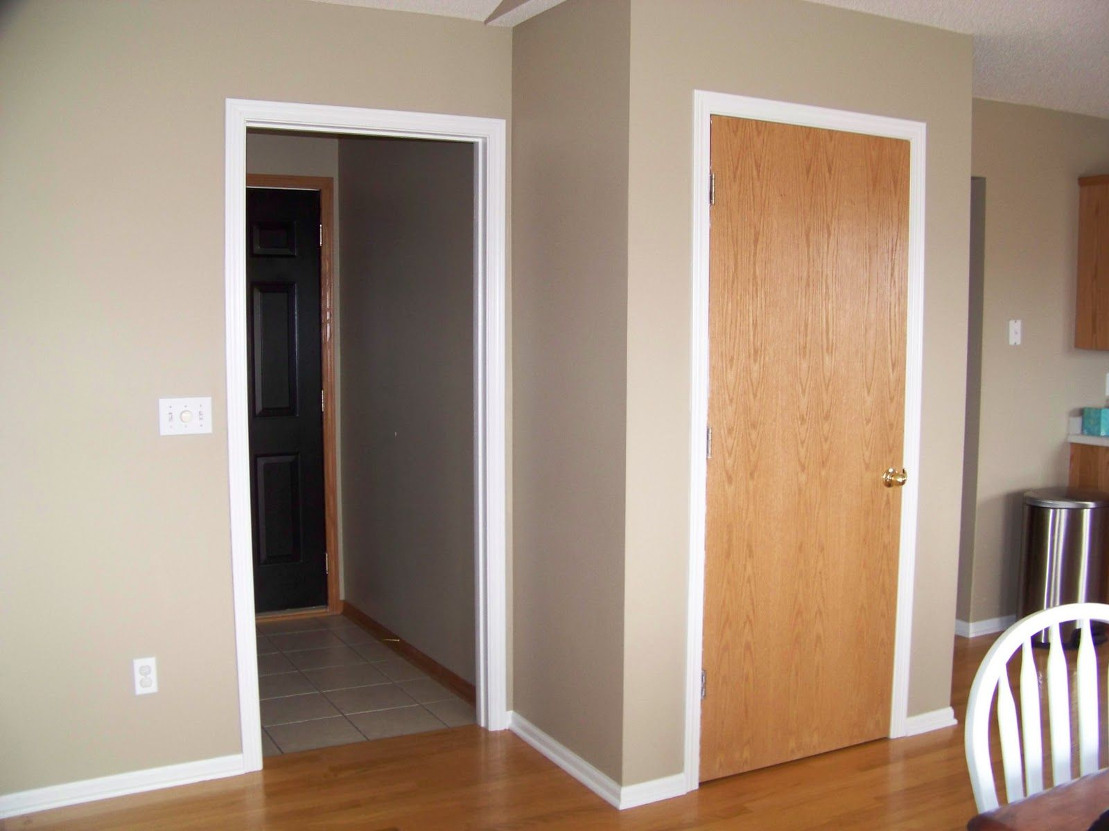 Amazing White Interior Doors With Oak Trim   In Just A House Or A Building,  Interior Doors Are Accustomed To Divide One Room.