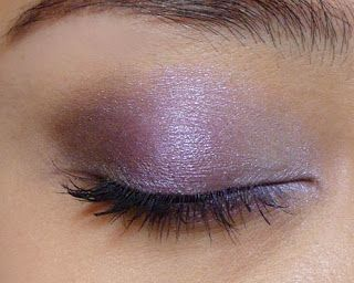 Soft Velvet-Lavender (MAC Crystal and Satellite... - The Makeup Box ~ Gotta break out my Satellite Dreams!