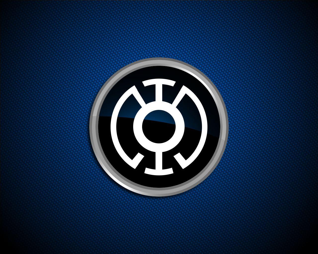 Blue Lantern Symbol Hope Burns Bright Nerd Stoof Pinterest