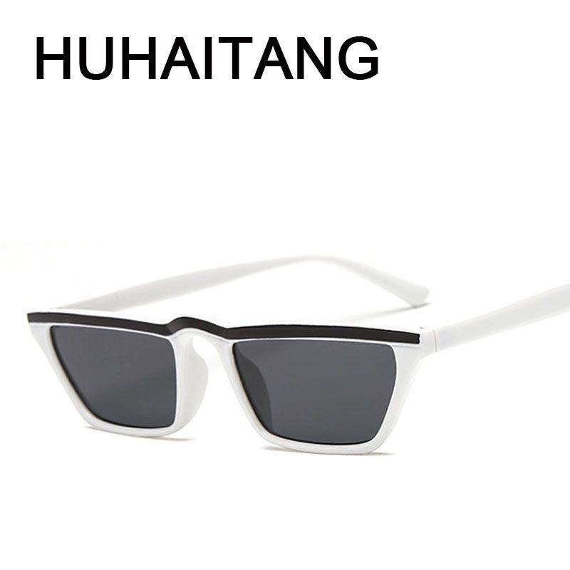 Square Sunglasses Women Men Fashion Sunglasses-women Small Frame Sun ...