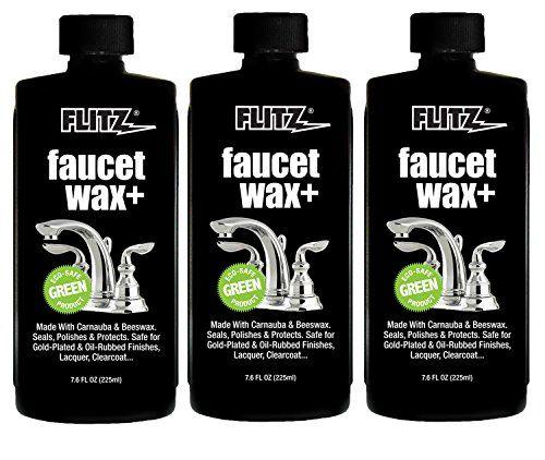 Best Kitchen Faucet   Flitz PW 026853A3PK Faucet Waxx Plus 76 oz ...