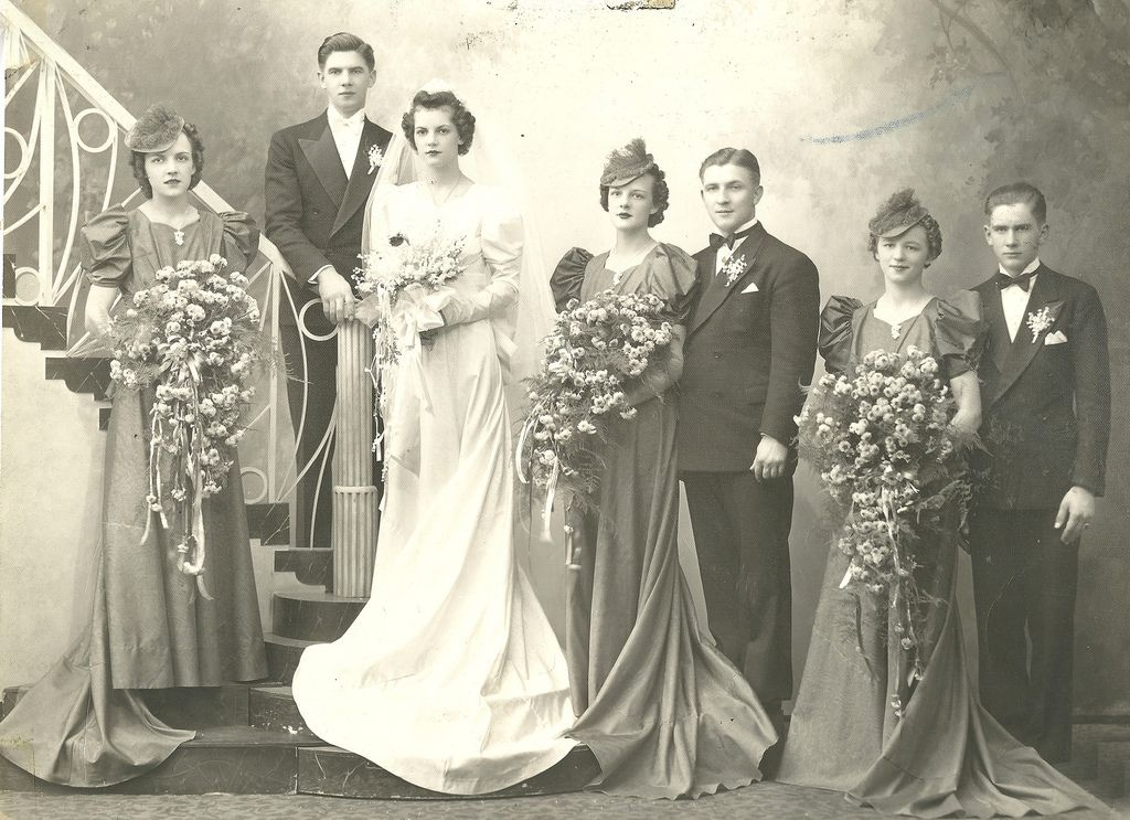 Berühmt 1930 Hochzeitskleider Bilder - Brautkleider Ideen - cashingy ...