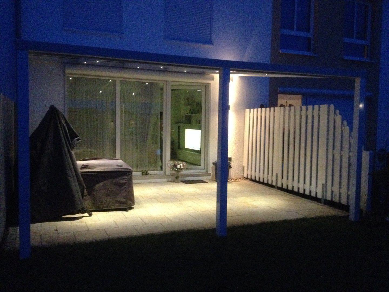 Led Beleuchtung Fur Das Terrassendach Badezimmer Ideen Bilder Di 2019 Outdoor Decor Pergola Dan Home Decor