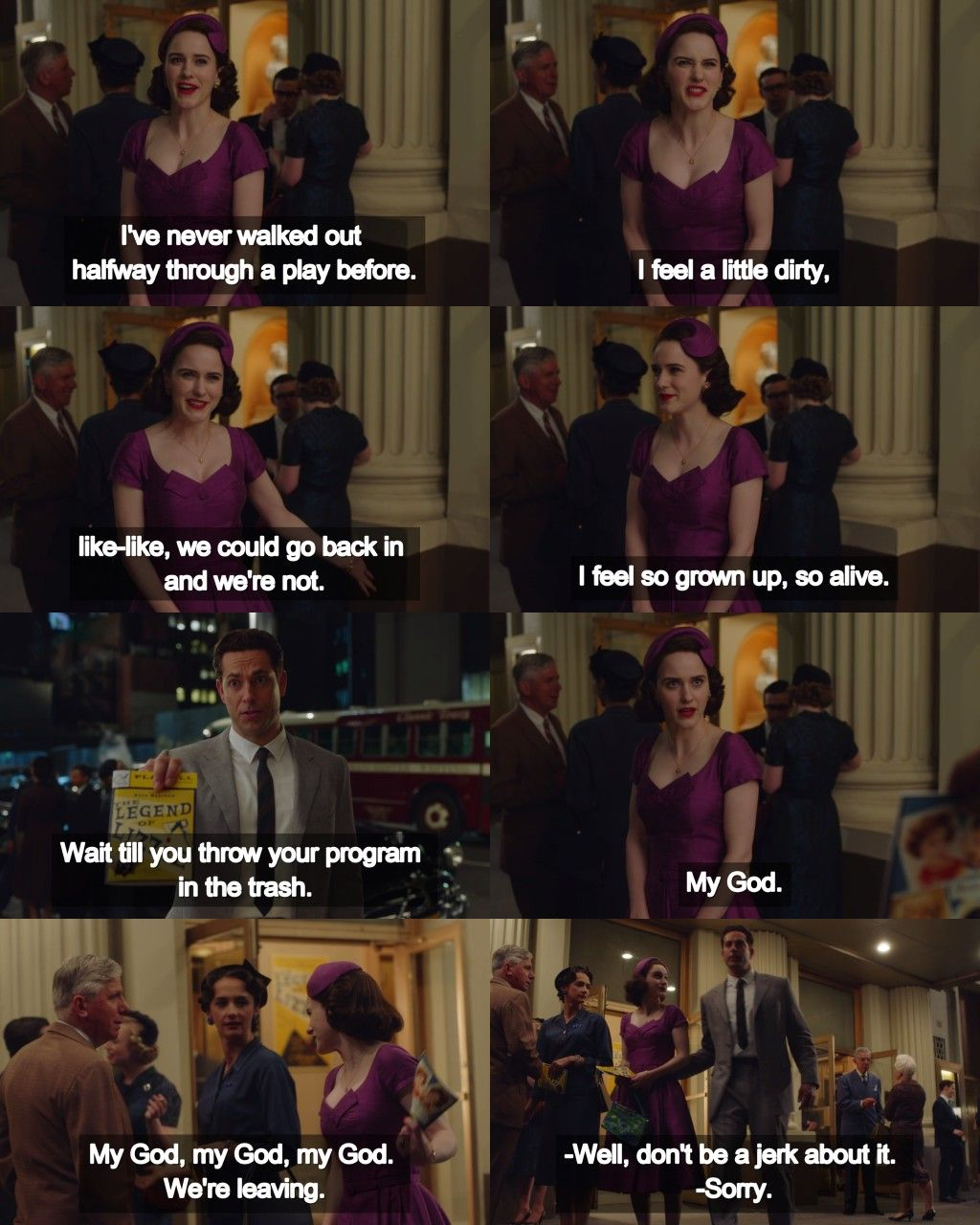 The Marvelous Mrs Maisel 2017 By Amy Sherman Palladino Tv