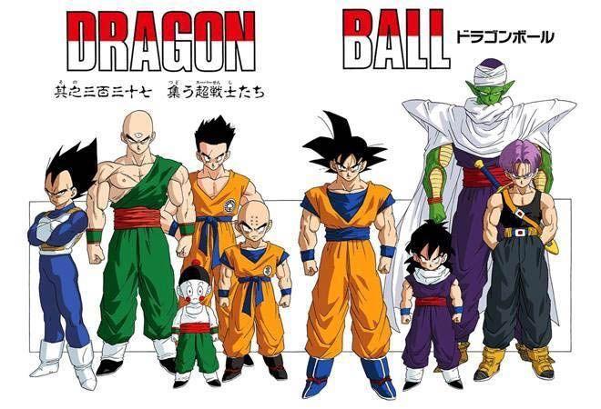Pin De Manuel En Dragon Ball Manga De Dbz Dragones Dragon Ball