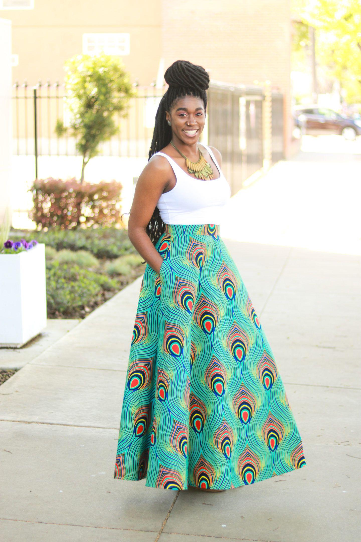 DIY Half Circle Skirt With Pockets Tutorial Circle skirt