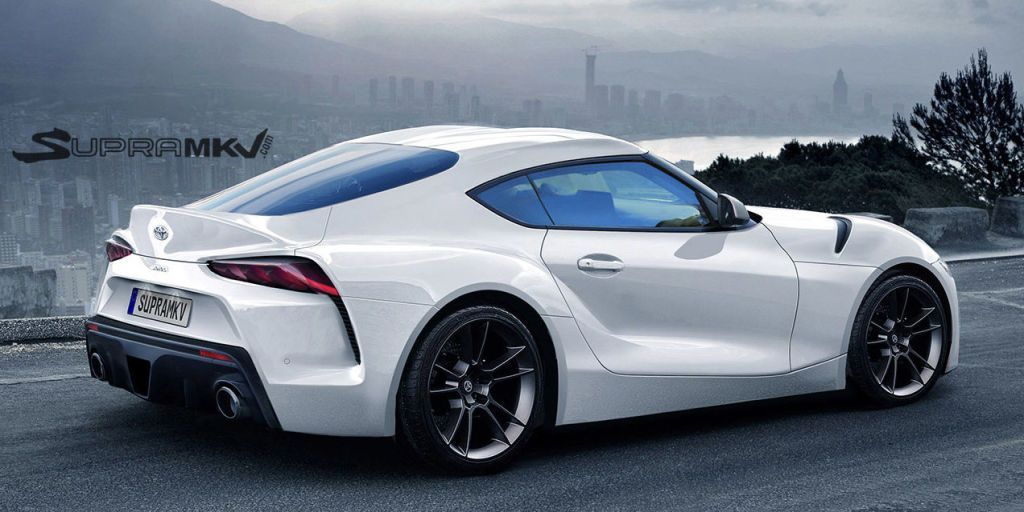 We Hope The New Toyota Supra Looks Exactly Like These Fan