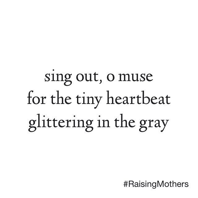 Read this week's piece by Lacy Cunningham on the site now. Link in bio #raisingmothers #motherhood #parenting #womanhood #birth