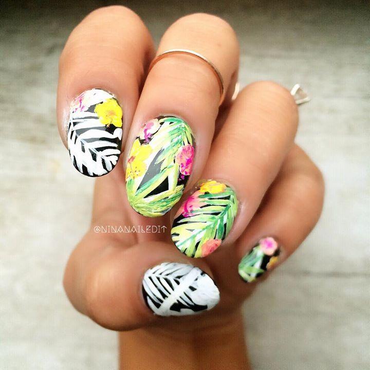 Nina Nailed It | NAILS │ ✗ | Pinterest | Ninas nails and Spring nails