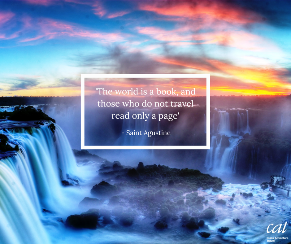 Our Travel Quote Comes From Rio De Janeiro Home To The Magnificent Stunning Quotes About Landscape