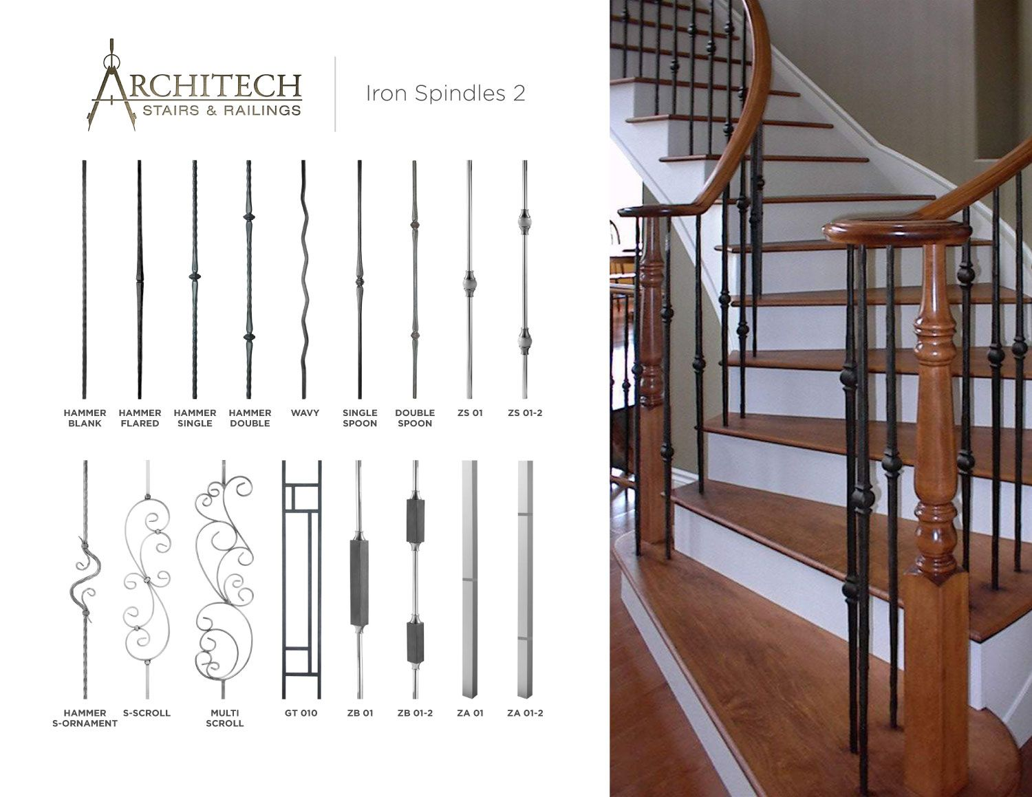 Best Image Result For Black Wrought Iron Spindles And Black 640 x 480