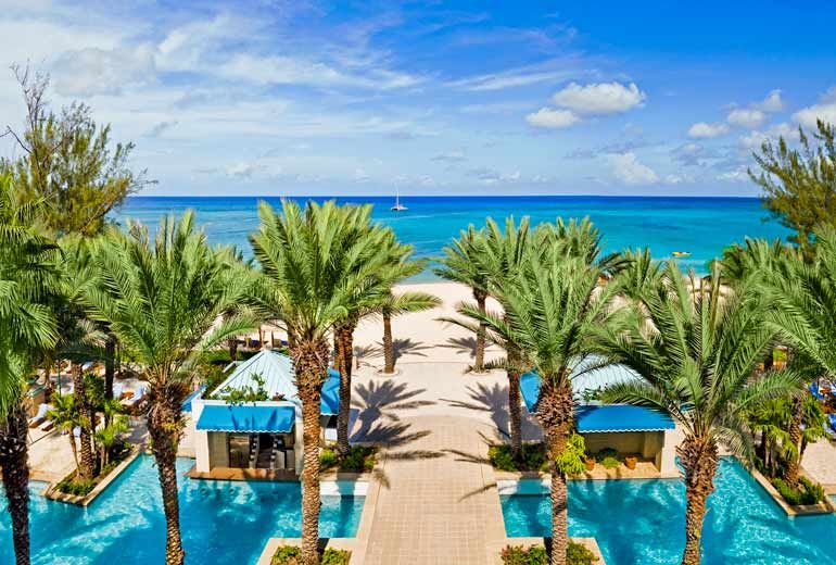 The Westin Grand Cayman Seven Mile Beach Resort Spa Pool Love This Hotel