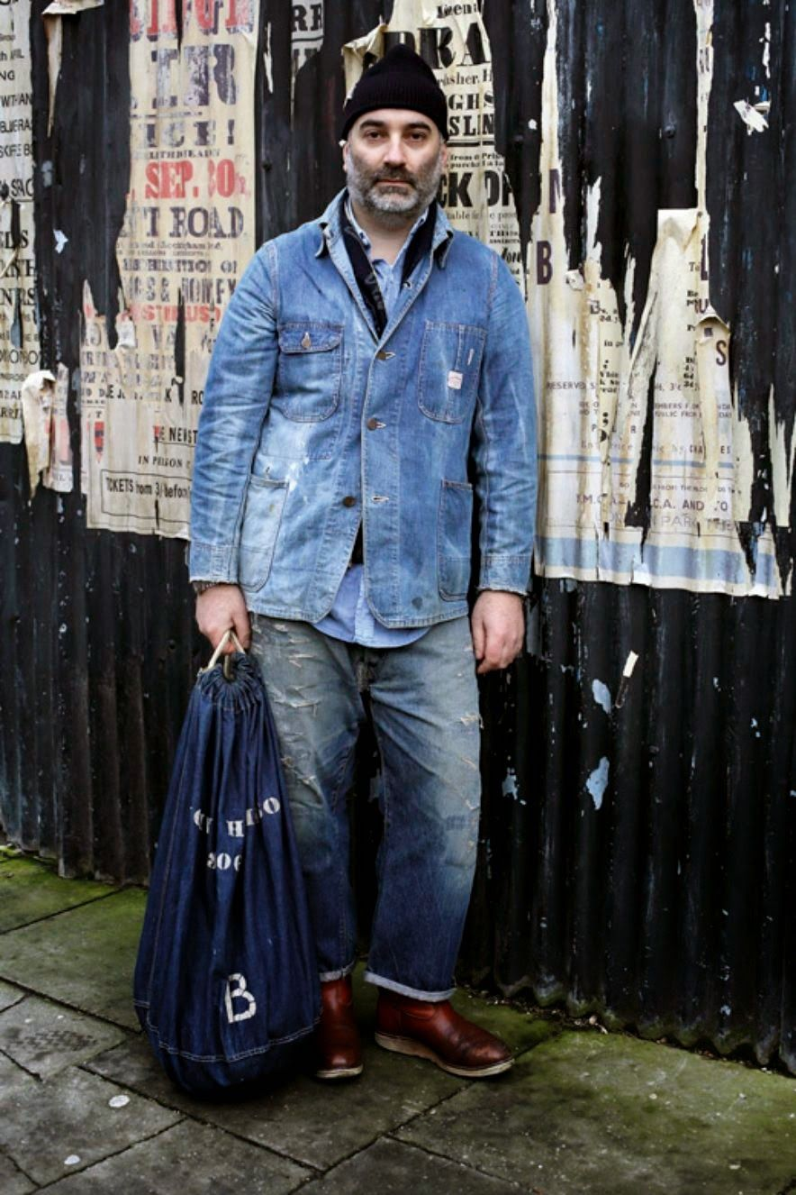 Renowned Photographer Horst A Friedrichs Offers His Inspirational Take On The Very Best Of Contemporary Denim Fashion Men S Denim Style Mens Street Style