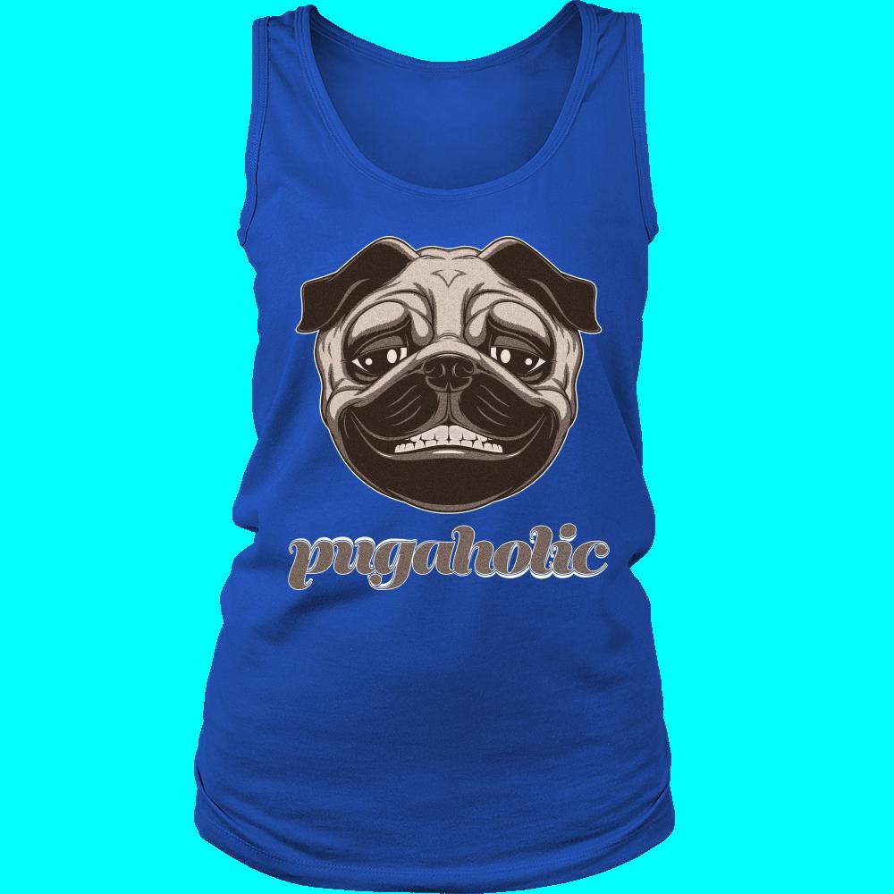 Women's Pugaholic T-shirt