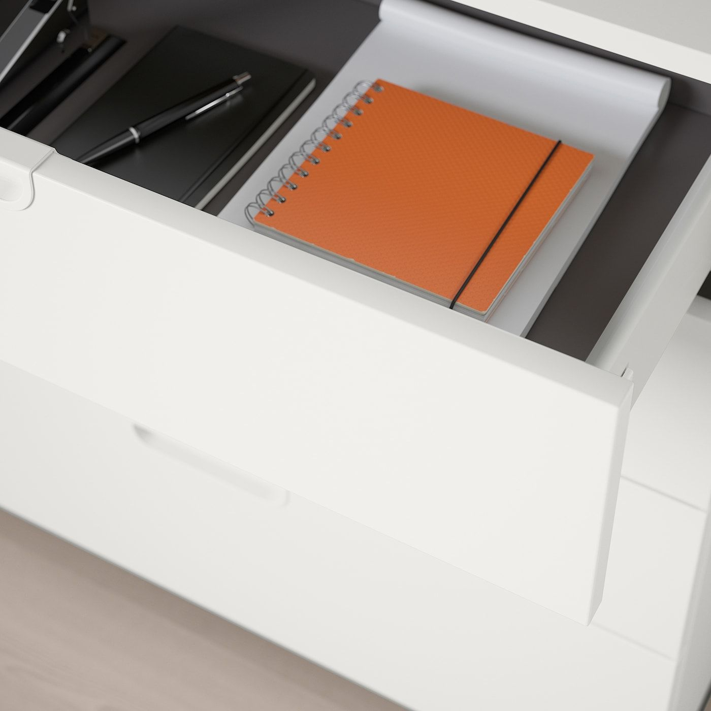 GALANT Storage combination with drawers - white - IKEA