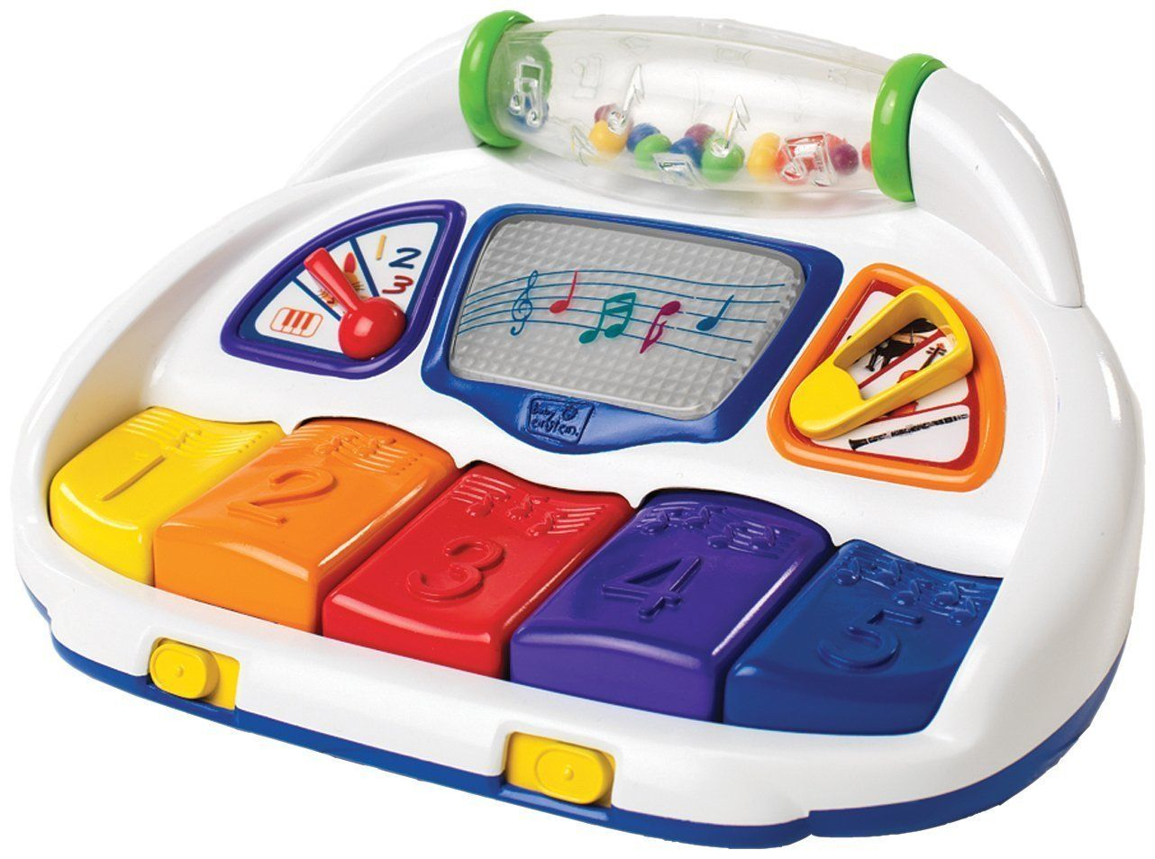 Baby Einstein Count And Compose Piano Baby Musical Toys