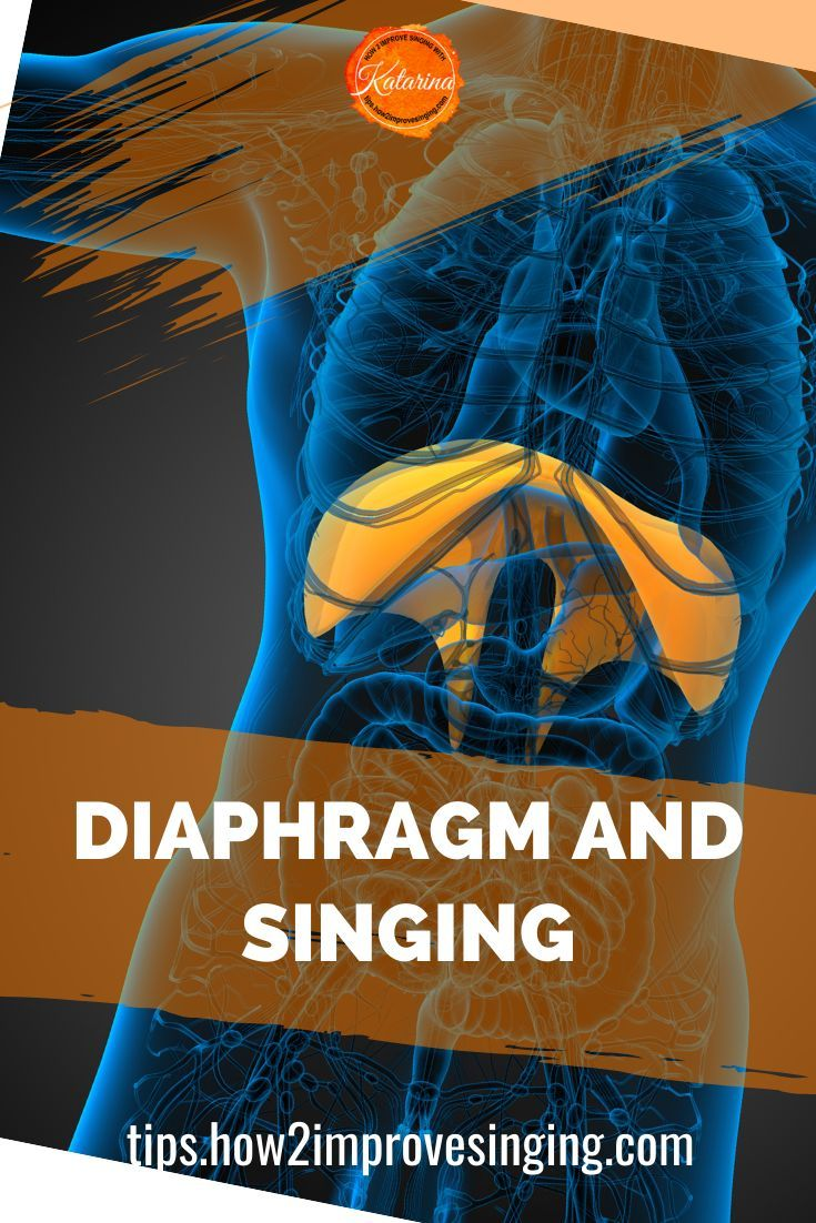 How to Sing From Your Diaphragm? Singing tips, Singing