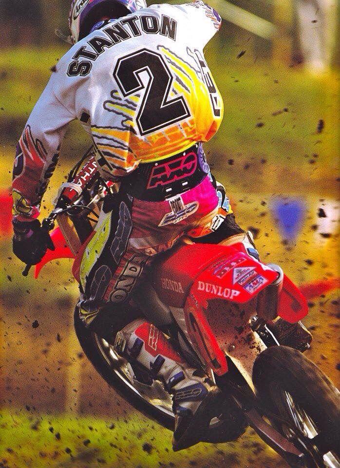 Jeff Stanton Dirt Bike Legends Pinterest Motocross Dirt