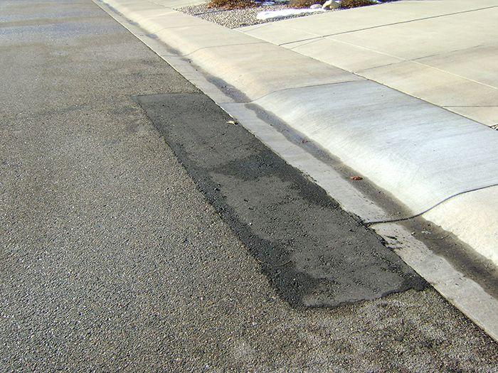 Sidewalk Curb Gutter Street Maintenance Program City Of Fort Collins Street Curb Gutter Repair Sidewalk