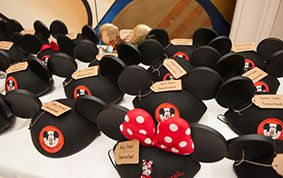 Classic Favors For A Disney Wedding Mickey Minnie Mouse Ears