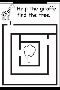 Preschool And Kindergarten Mazes Free Printable Worksheets Worksheetfun Mazes For Kids Printable Printable Preschool Worksheets Preschool Worksheets - Get Maze Worksheets For Kindergarten Pictures