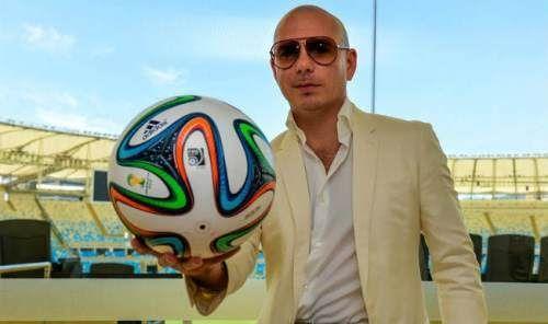 Lyrics Official Fifa World Cup 2014 Theme Song By Pitbull Fifa Pitbull